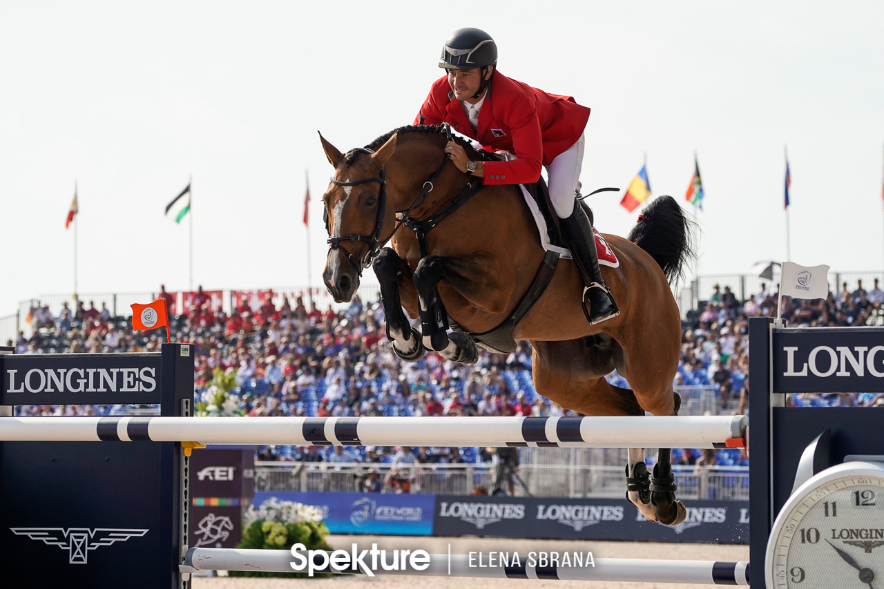 Show Jumping Records At The World Equestrian Games First