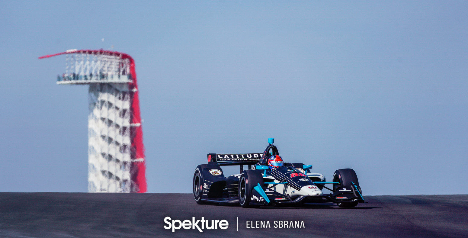 New track, new records: the first Indycar Classic at The Circuit of The Americas.