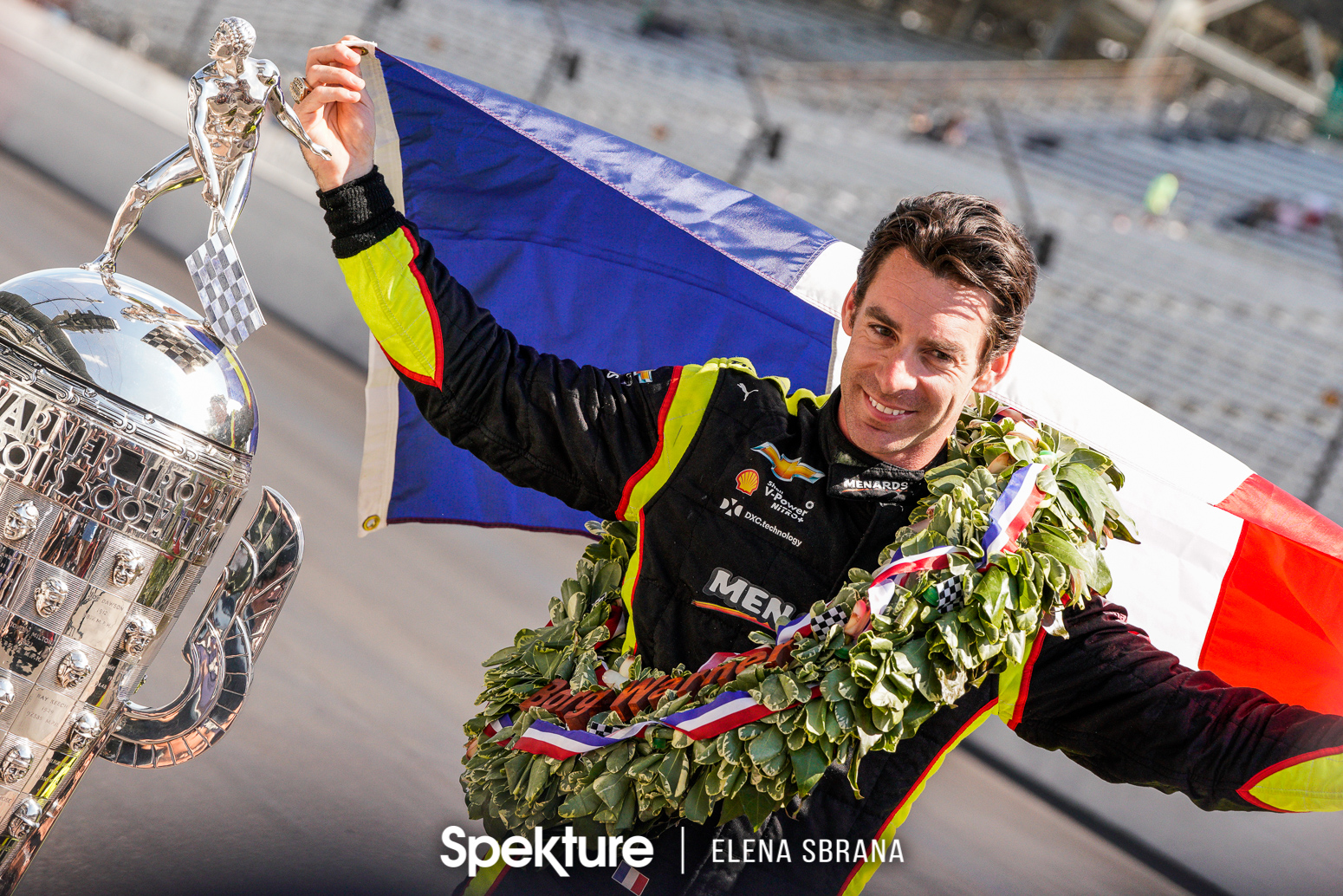 Earchphoto Sports - Simon Pagenaud