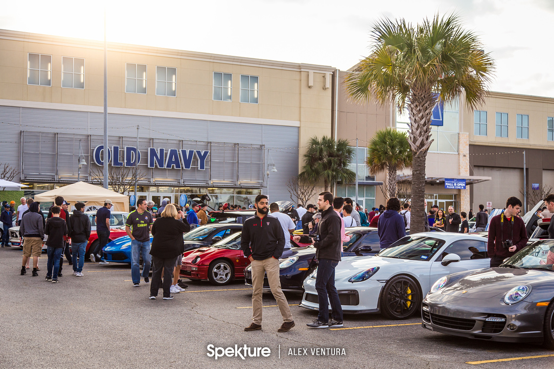Houston Coffee & Cars March 2018