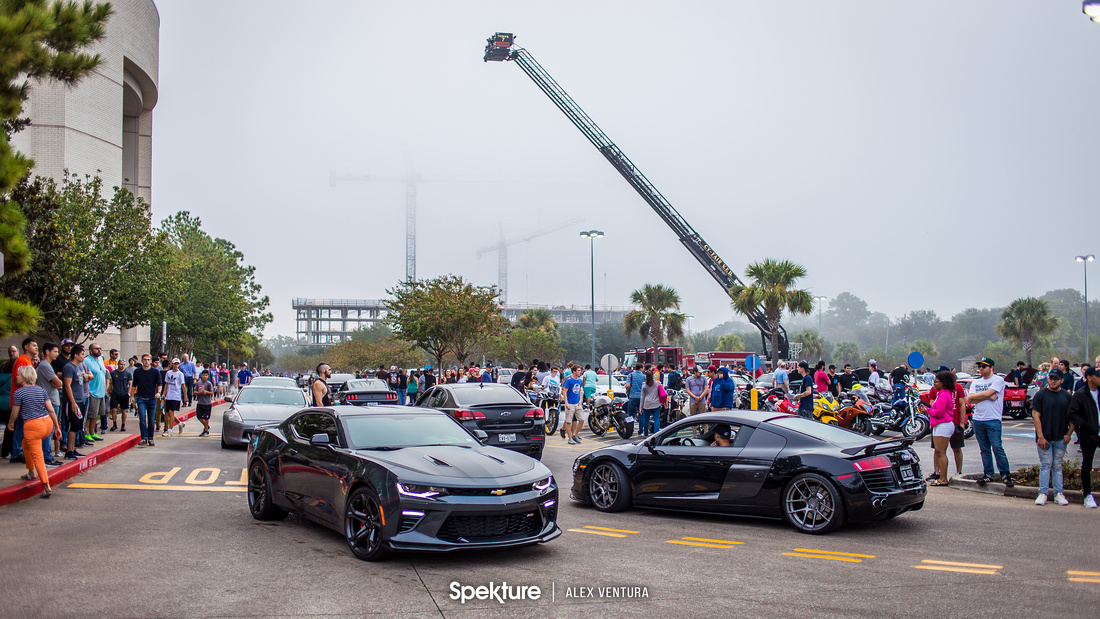 Houston Coffee and Cars November 2017