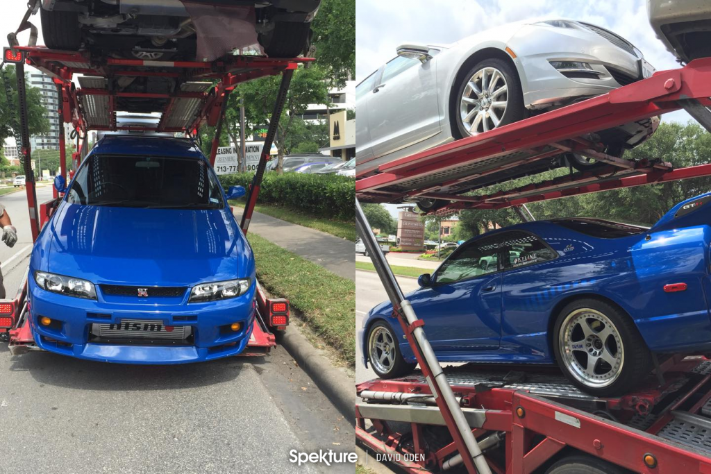 All the Way from Japan – The Journey of a Rare Nissan Skyline GTR R33 LM
